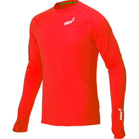 inov-8 Base Elite LS Shirt Men red